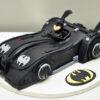 Dorty pro děti - dětské dorty - Batman - Batmobil 3D
