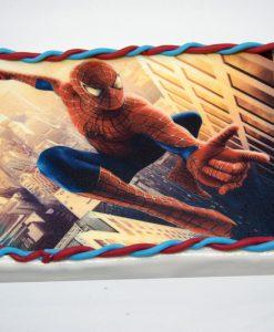 Dorty pro děti - dětské dorty - Spiderman - jedlý papír