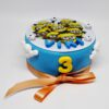 Dorty pro děti - Batulek - Mimoni - jedlý papír