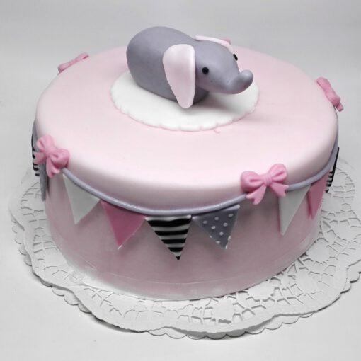 Dorty pro děti - Batulek se slonem