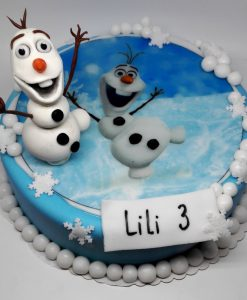 Dorty pro děti - Ledové království -Olaf