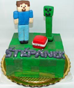 Dorty pro děti - Minecraft