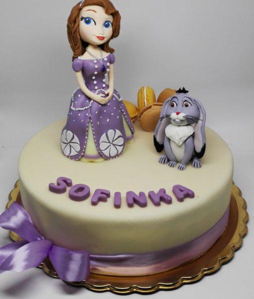 Dorty pro děti - Princezna Sofie a Clover