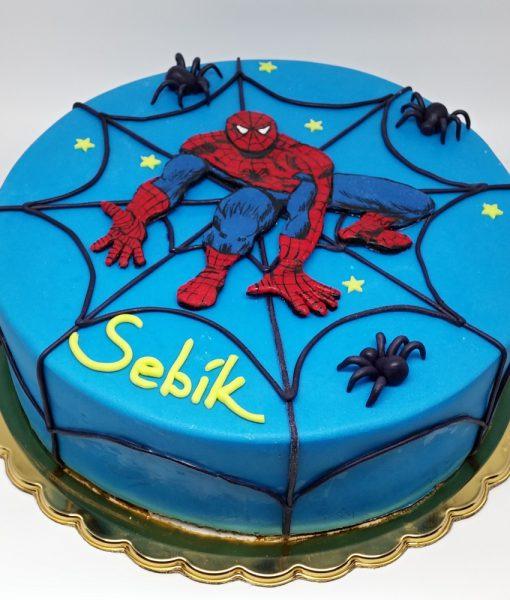 Dorty pro děti - Spiderman