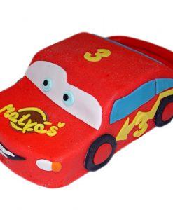 Dětské dorty - Blesk McQueen