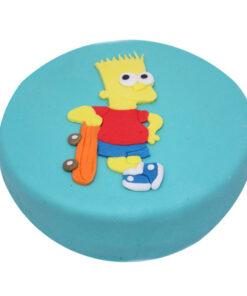Dětské dorty - Bart