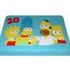 Dětské dorty - Simpsonovi 2D