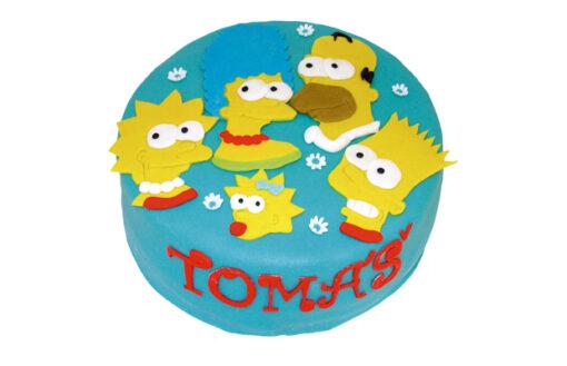 Dorty pro děti - Simpsonovi