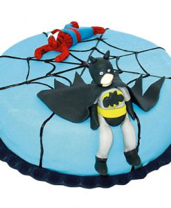 Dorty pro děti - Spiderman a Batman